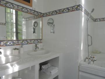 salle de bain chambre les anges